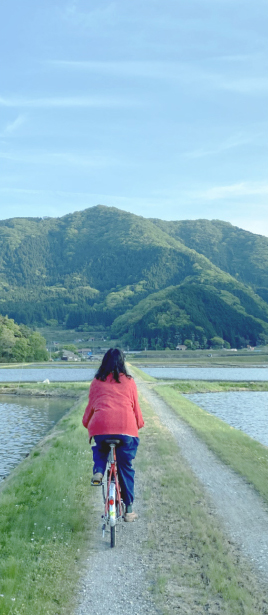 本当の自分と旅をする 津和野Yu-na